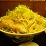 伏竜 - 伏竜らーめん野菜増し(並盛)180g 770円