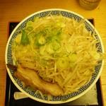 伏竜 - 伏竜らーめん野菜増し(並盛)180g