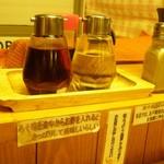 伏竜 - 調味料類