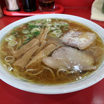 Chuukasobamarusei - 料理写真:中華そば