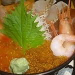 70595820 - 海鮮丼