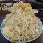 70597741 - ミニラーメン(ニンニクヤサイ マシ)