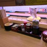 回転寿司すしえもん - 回転寿司すしえもん 宇和島本店(愛媛県宇和島市弁天町)回転レーン