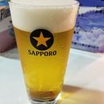 味の一平 - ドリンク写真:ビール