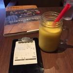 kawara CAFE&DINING -FORWARD- 横浜ワールドポーターズ店 - マンゴーヨーグルト ¥734-