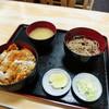 白根家 - 料理写真:かつ丼セット