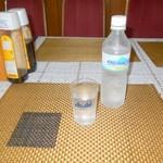 橋本食堂 - 水