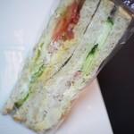 クッキングパン・サンドイッチ えがみ -