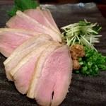 魚菜 由良 - 合鴨ロース煮