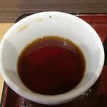 あずみ - カツオ出汁