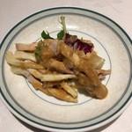 ザ トウキョウフェニックス バイ ホウメイシュン - 棒々鶏(胡麻ダレはかなり濃厚)