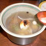 7061873 - すっぽんスープ