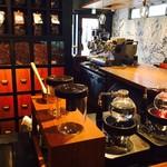 ネイバーフッド アンド コーヒー - こだわりのコーヒー環境!