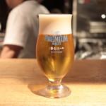 ふうびとすうろ - 生ビール