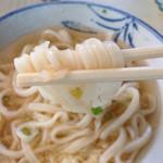 讃岐製麺所 - 細い方