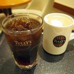 タリーズコーヒー - 水出しアイスコーヒー&カフェラテ