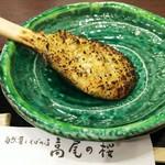 自然薯とそばの店 高尾の桜 -