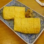 昇月庵 - 出汁巻卵