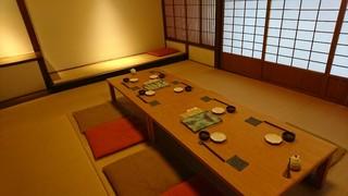 彌三郎 - 二階の個室