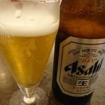 大将軍 - ビールにまた戻った(笑)