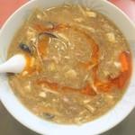 チャイナドール - 料理写真:酸辣湯麺