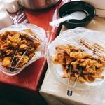 アジアンキッチン マウントエベレスト - 揚げ物