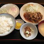 平松食堂 - 料理写真: