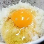 びれっじみーる - 究極の卵かけごはん「あじわいセット」500円
