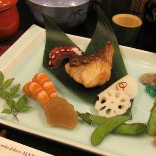 幻の魚【クエ】をコースで限定提供!ご会食・接待・法事に。
