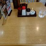 すかや - 【2017.7.27(木)】2人用テーブル席