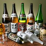 小料理野本 - ドリンク写真:お酒