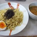 にゃがにゃが亭 - 料理写真:「つけ麺(200g)」700円也。税込。