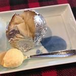 くいしんぼー山中 - じゃがバター
