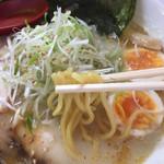 縁 - 得塩の麺