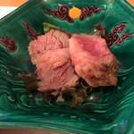 和・菜・肴 千とせ家 - 和牛ステーキ