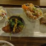 お惣菜カフェとことこ - 料理写真:
