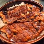 鰻の蓬屋 - 料理写真:特上ひつまぶし