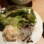 東京オーブン - サラダ