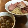 ヤマシロ - 料理写真:チャーシューつけ麺1100円