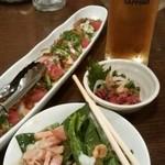 洋風居酒屋&ラーメン あじまん - 料理写真: