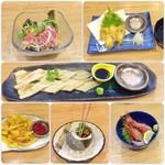 和洋創作 平 - 穴子白焼きめちゃ美味〜です^o^