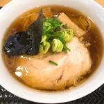 創彩麺家 野の実 - 醤油らぁ麺