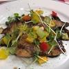 ビストロ アオキ - 料理写真:本日仕入鮮魚のバルサミコソース!
