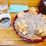歌舞伎そば - もりかき揚げ ¥470