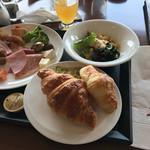 パーゴラ - 朝食ブッフェ