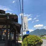 いずみの里 - もうすぐ筑波山