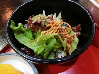 つる岡 - サラダ