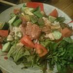 70637197 - 17/7 海の幸とネバネバ夏野菜:980円