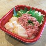 海鮮丼家 丼丸 - 料理写真: