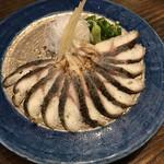 かど屋 - 鰻焼きジメ